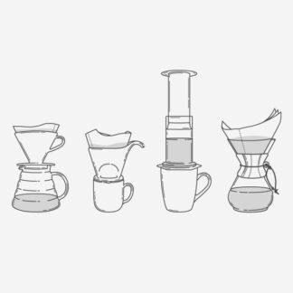 Zlaté Zrnko - kávy na alternatívu