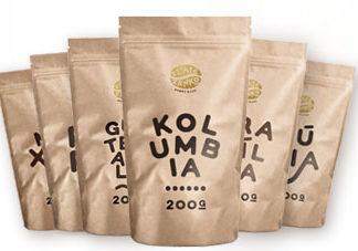 Zlaté Zrnko - kávové predplatné