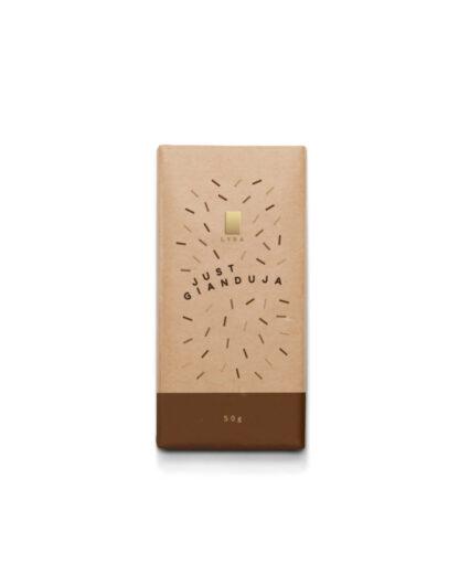 Lyra čokoláda - Just Gianduja 50g