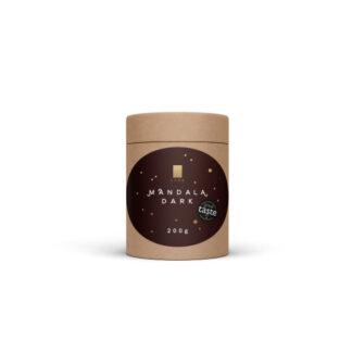 Lyra čokoláda - Mandala Dark 200g