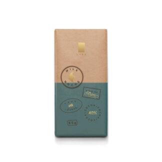 Lyra čokoláda - Milk Noche 90g