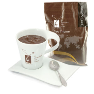 Lyra čokoláda - Horúca čokoláda Sao Thome gastro porciovaná 1500g