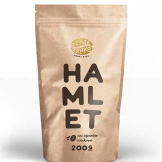 """Káva Zlaté Zrnko - Hamlet (Zmes arabica 50% a robusta 50%) """"VÝRAZNÝ"""""""