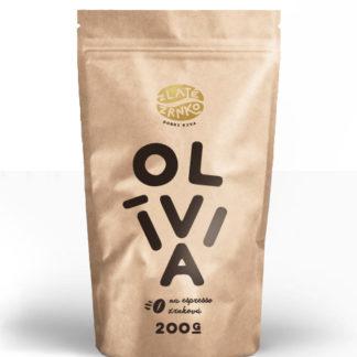 """Káva Zlaté Zrnko - Olívia (Zmes arabík - 100%) """"HORKÁ"""""""