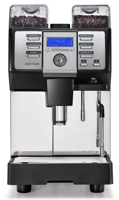 Nuova Simonelli Prontobar 2 mlynčeky + káva v hodnote 900 Eur zadarmo
