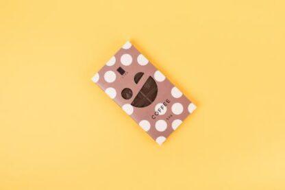 Lyra čokoláda - Coffee - Mliečna čokoláda s kávou 50g