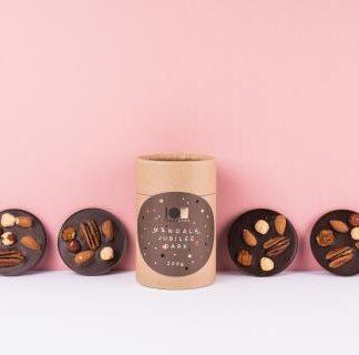 Lyra čokoláda - Mandala Jubilee Dark 200g