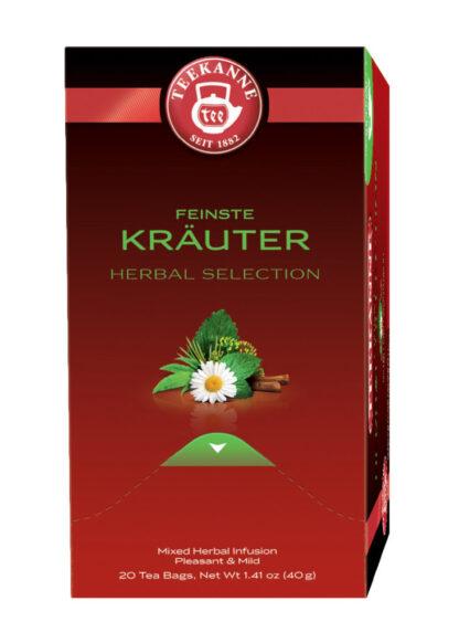 Teekanne Premium Gastro - Herbal Selection 20 x 2g