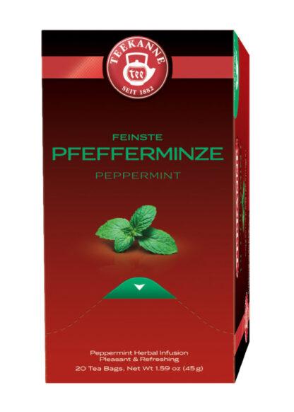 Teekanne Premium Gastro - Peppermint 20 x 2.25g