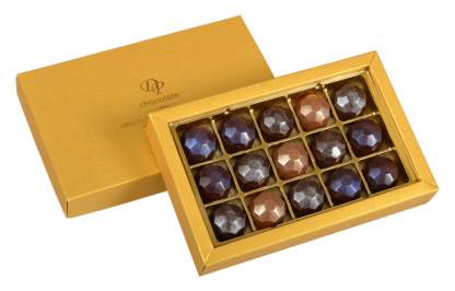 DP čokoláda - Bonboniéra Special Coffee Collection 15 (150g)