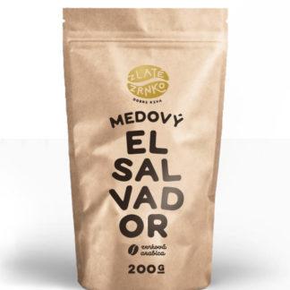 """Káva Zlaté Zrnko - El Salvador """"MEDOVÝ"""""""