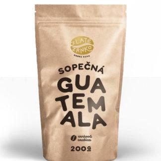 """Káva Zlaté Zrnko - Guatemala """"SOPEČNÁ"""""""
