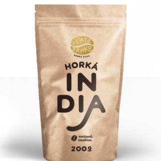"Káva Zlaté Zrnko - India ""HORKÁ"""