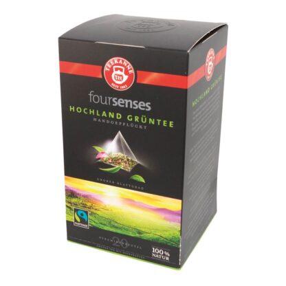 Teekanne Foursenses -  Hochland Grüntee 20 x 2g