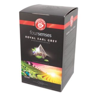 Teekanne Foursenses - Royal Earl Grey 20 x 2,25g