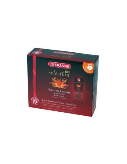 Teekanne Selection - Rooibos Vanilla 20 x 4g
