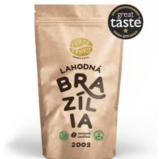 "Káva Zlaté Zrnko - Brazília - ""LAHODNÁ"""