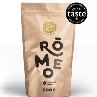 """Káva Zlaté Zrnko - Rómeo (Zmes 85% arabica 85% a 15% robusta) - """"UNIVERZÁLNY"""""""