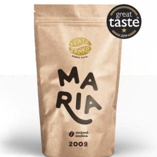 """Káva Zlaté Zrnko - Maria (Zmes 100% arabica) - """"JEMNE OVOCNÁ"""""""
